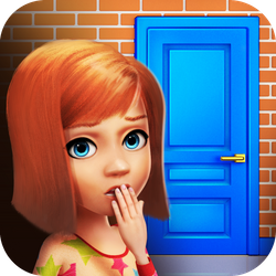 100 Doors Games: Escape from School - Adventure game icon