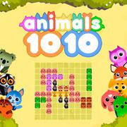 1010 Animals - Puzzle game icon