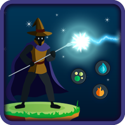 3 2 1 Spell - Puzzle game icon