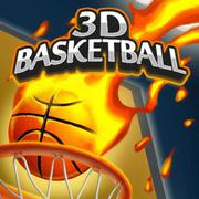 3D Basketball - Skill game icon