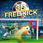 3D Free Kick - Skill game icon