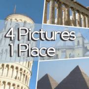 4 Pictures 1 Place - Puzzle game icon