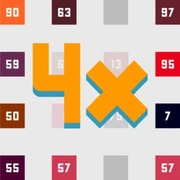 4x Puzzle - Educational game icon
