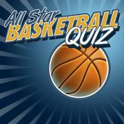 All-Star Basketball Quiz - Puzzle game icon
