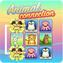Animal Connection - Puzzle game icon