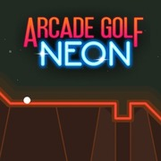 Arcade Golf: NEON - Sport game icon