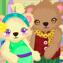 Baby Bear - Girls game icon