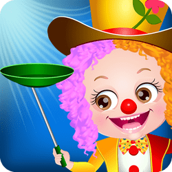 Baby Hazel Annual Day - Junior game icon