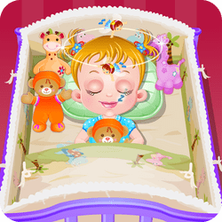 Baby Hazel Bed Time - Junior game icon