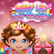 Baby Lily Birthday - Girls game icon
