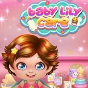 Baby Lily Care  - Girls game icon