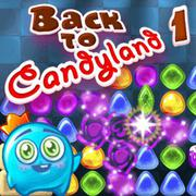 Back To Candyland - Episode 1 - Matching game icon
