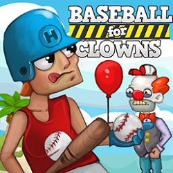 Baseball for Clowns - Puzzle game icon
