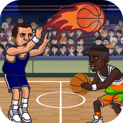 Basketball Swooshes - Sport game icon