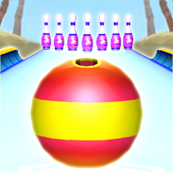 Beach Bowling 3D - Arcade game icon
