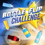 Bottle Flip Challenge - Skill game icon