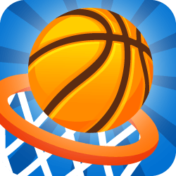 Bouncy Dunk - Arcade game icon