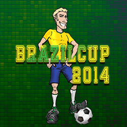 Brazil Cup 2014 - Sport game icon