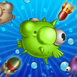 Bubble Fish - Arcade game icon