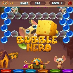 Bubble Hero 3D - Arcade game icon
