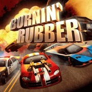 Burnin Rubber - Cars game icon