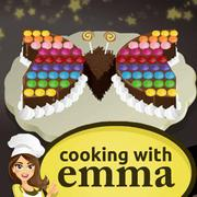 Butterfly Chocolate Cake - Cooking with Emma - Girls game icon