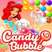 Candy Bubble - Matching game icon
