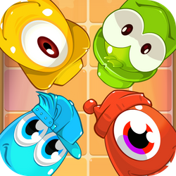 Candy Monsters - Arcade game icon