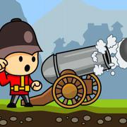 Cannons and Soldiers - Arcade game icon