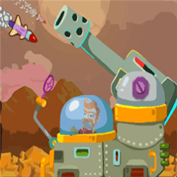 Captain Rogers Defense of Karmax - Adventure game icon