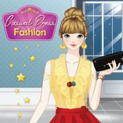Casual Dress Fashion - Girls game icon