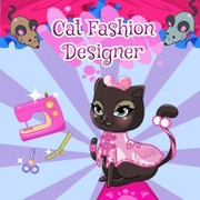Cat Fashion Designer - Girls game icon