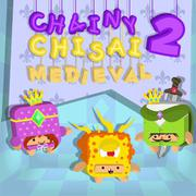 Chainy Chisai Medieval - Puzzle game icon
