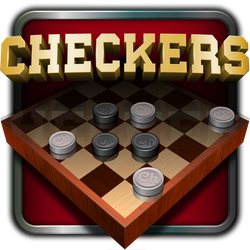 Checkers Legend - Puzzle game icon