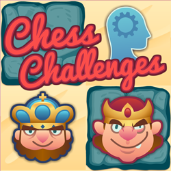 Chess Challenges - Classic game icon