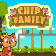 Chip Family - Puzzle game icon