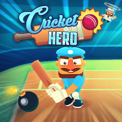 Cricket Hero - Sport game icon