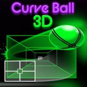 Curve Ball 3D - Skill game icon
