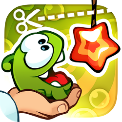Cut the Rope Experiments - Puzzle game icon