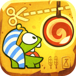 Cut The Rope: Time Travel - Adventure game icon