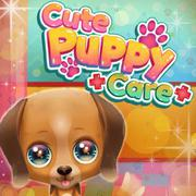 Cute Puppy Care - Girls game icon
