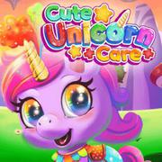 Cute Unicorn Care - Girls game icon