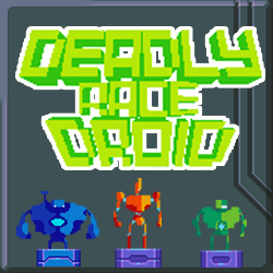 Deadly Race Droid - Arcade game icon