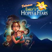 Emily's Hopes and Fears - Girls game icon