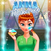 Anna Makeover - Girls game icon