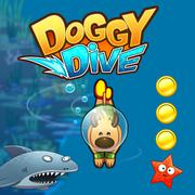 Doggy Dive - Skill game icon