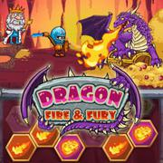 Dragon: Fire & Fury - Action game icon