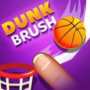 Dunk Brush - Sport game icon