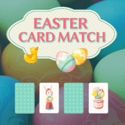 Easter Card Match - Puzzle game icon