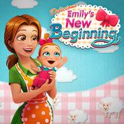 Emily's New Beginning - Girls game icon